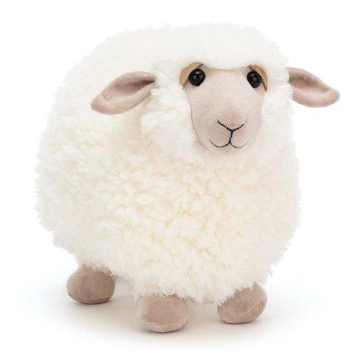 JELLY CAT ROLBIE SHEEP