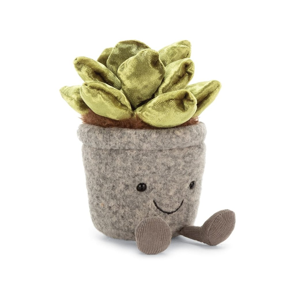 JELLY CAT SILLY SUCCULENT