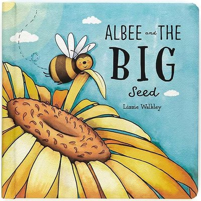 JELLY CAT ALBEE AND THE BIG SEED