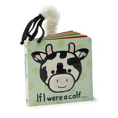 JELLY CAT IF I WERE A CALF...
