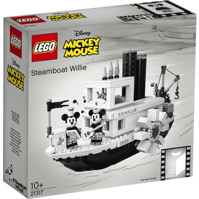 LEGO STEAMBOAT WILLIE*