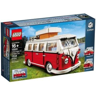 LEGO VOLKSWAGEN T1 CAMPER VAN*