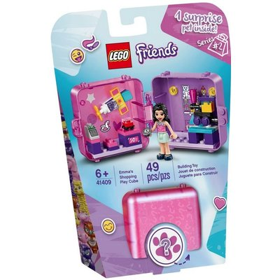 LEGO EMMA'S SHOPPING PLAY CUBE*