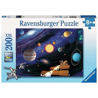 RAVENSBURGER USA SOLAR SYSTEM 200 PC PUZZLE