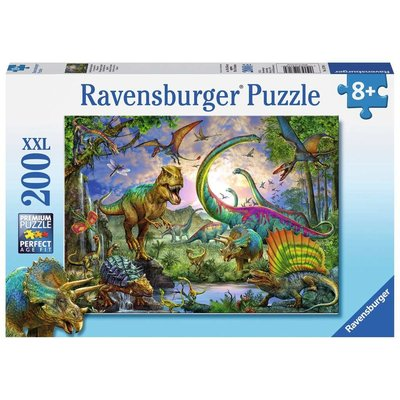 RAVENSBURGER USA REALM OF THE GIANTS 200 PC PUZZLE