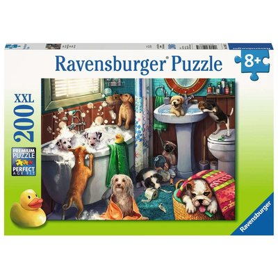 RAVENSBURGER USA TUB TIME 200 PC PUZZLE