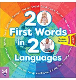 ODD DOT 20 FIRST WORDS IN 20 LANGUAGES BB ODD DOT