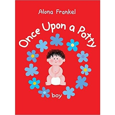 FIREFLY BOOKS ONCE UPON A POTTY BOY BB FRANKEL