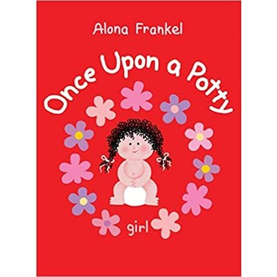 FIREFLY BOOKS ONCE UPON A POTTY (GIRL)