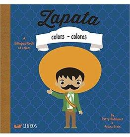 GIBBS SMITH ZAPATA: COLORS BB RODRIGUEZ