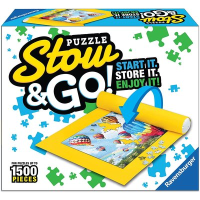 RAVENSBURGER USA PUZZLE STOW & GO!