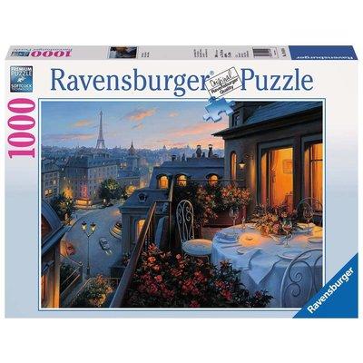 RAVENSBURGER USA PARIS BALCONY 1000 PIECE