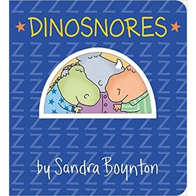 WORKMAN PUBLISHING DINOSNORES BB BOYNTON