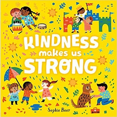 DIAL BOOKS KINDNESS MAKES US STRONG BB BEER