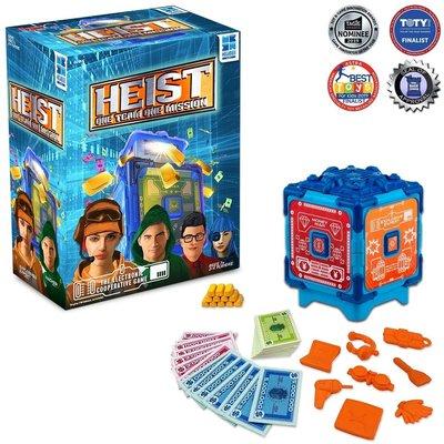 UNIVERSITY GAMES HEIST! GAME