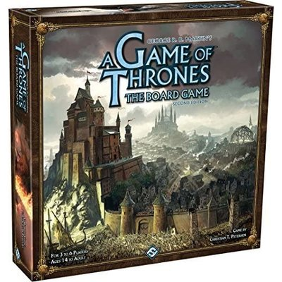 ASMODEE GAME OF THRONES