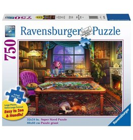 RAVENSBURGER USA PUZZLERS PLACE 750 PC PUZZLE