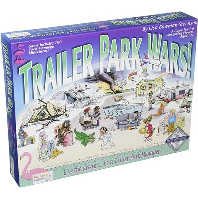 GUT BUSTIN' GAMES TRAILER PARK WARS GAME