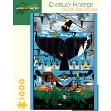 POMEGRANATE CHARLEY HARPER ALASKA 1000 PIECE