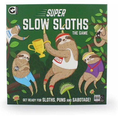 GINGER FOX SUPER SLOW SLOTHS GAME