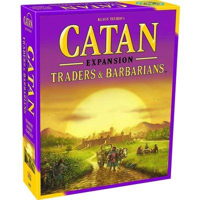 ASMODEE CATAN EXPANSION TRADERS & BARBARIANS