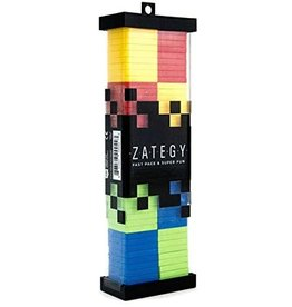FAMILIES PLAY FOREVER ZATEGY TILE GAME*