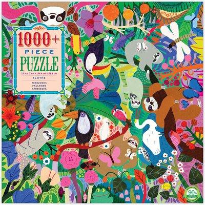 EEBOO SLOTHS 1008 PIECE PUZZLE