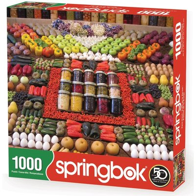 SPRINGBOK FARM FRESH 1000 PIECE