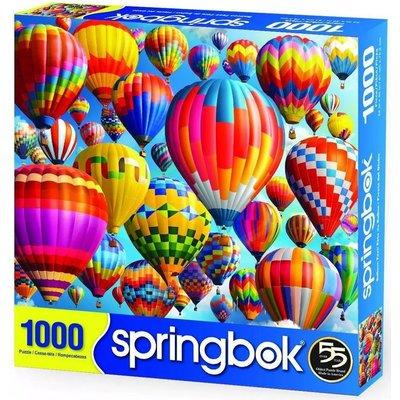 SPRINGBOK BALLOON FEST 1000 PIECE