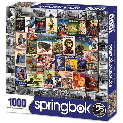 SPRINGBOK MAKING HISTORY 1000 PIECE
