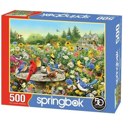 SPRINGBOK GATHERING 500 PIECE