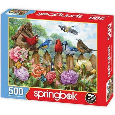 SPRINGBOK MORNING SERENADE 500 PIECE