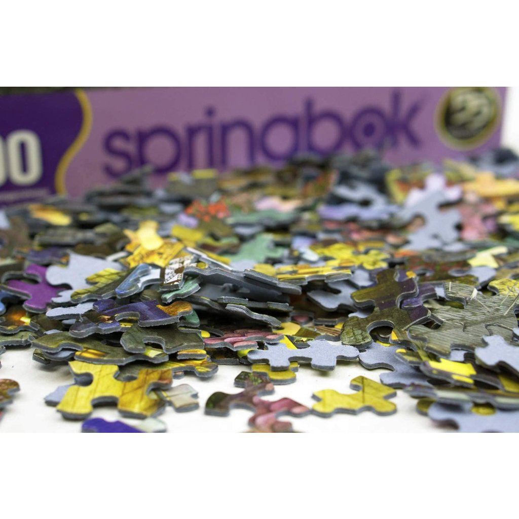 SPRINGBOK MORNING SERENADE 500 PIECE