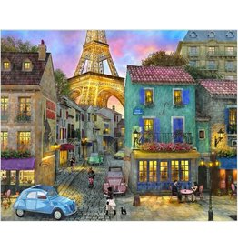 SPRINGBOK EIFFEL TOWER LARGE FORMAT 36 PC PUZZLE