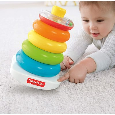 FISHER PRICE ROCK A STACK FISHER PRICE