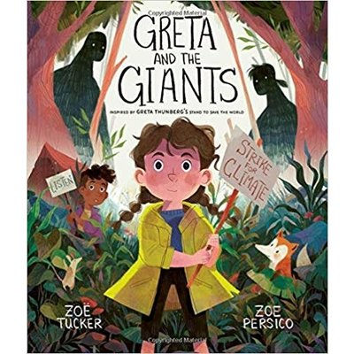 FRANCES LINCOLN CHILDREN'S BOOKS GRETA AND THE GIANTS