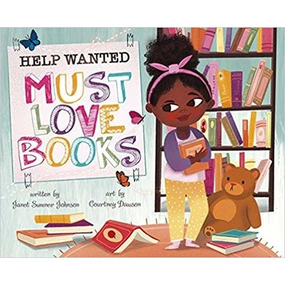 CAPSTONE HELP WANTED, MUST LOVE BOOKS