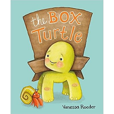 DIAL BOOKS THE BOX TURTLE HB ROEDER