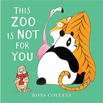 NOSY CROW THIS ZOO IS NOT FOR YOU HB COLLINS