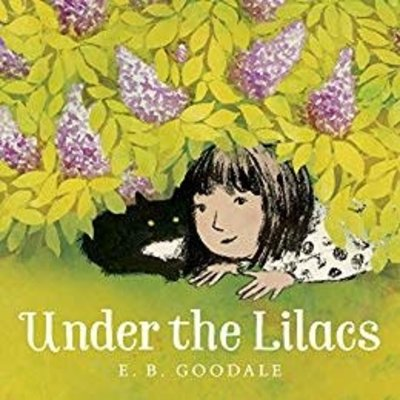 HMH BOOKS FOR YOUNG READERS UNDER THE LILACS HB GOODALE