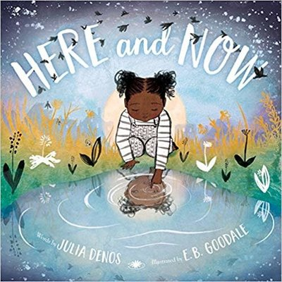 HMH BOOKS FOR YOUNG READERS HERE AND NOW HB DENOS