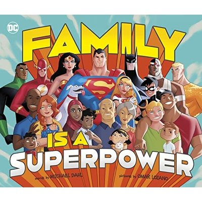CAPSTONE FAMILY IS A SUPERPOWER HB DAHL