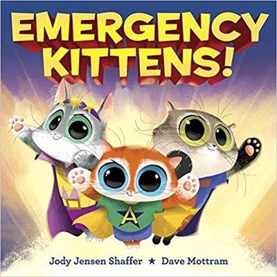 DOUBLEDAY PRESS EMERGENCY KITTENS HB SHAFFER
