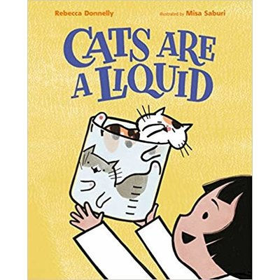 HENRY HOLT & CO CATS ARE A LIQUID