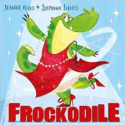 HACHETTE BOOK GROUP FROCKODILE