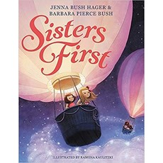 LITTLE BROWN BOOKS SISTERS FIRST