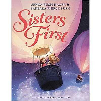 LITTLE BROWN BOOKS SISTERS FIRST HB BUSH