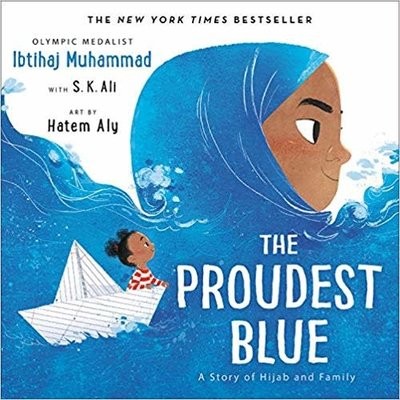 LITTLE BROWN BOOKS THE PROUDEST BLUE HB MUHAMMAD