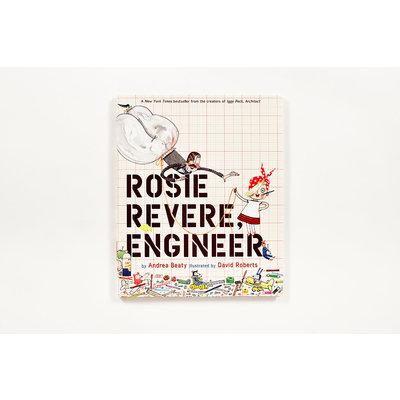 ABRAMS BOOKS ROSIE REVERE, ENGINEER