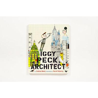 ABRAMS BOOKS IGGY PECK THE ARCHITECT HB BEATY
